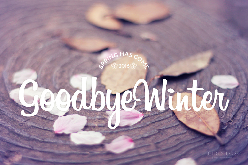 goodbyeWinter