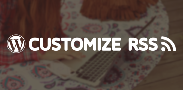 wordpress-customize-rss