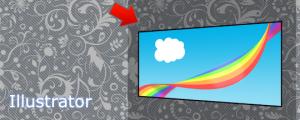 Illutratorに透過psdを配置すると印刷時に謎の色が出現する件をワンクリックで解決